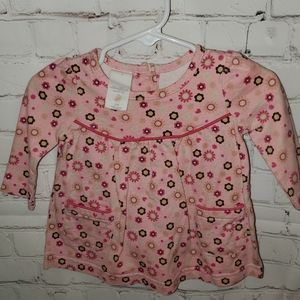 Starting Out Floral Shirt